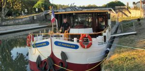Découverte en barge : l'intérieur des terres autrement !
